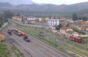Gare ferroviaire de Beni Mansour